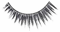 Eyelashes Black Long Human Hair - Kara
