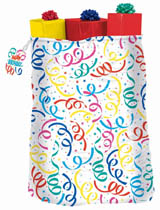 Party Streamers Giant Gift Sack