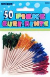 Frill Picks - 50 Piece Pack