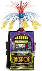 Slot Machine Centerpiece Casino Monte Carlo