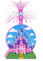 Princess Centerpiece with Foil Burst