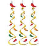 Chili Pepper Whirls - 3 Pack