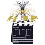 "15"" Movie Set Clapboard Centerpiece"
