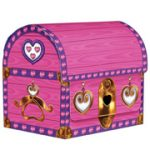 Princess Treasure Chests - Pink