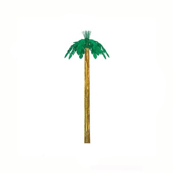Hanging Metallic Palm Tree – Luau or vacation bible school