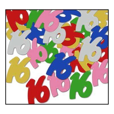 Fanci Fetti 16 Silhouette Confetti