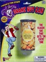 Trick Snake Nut Can