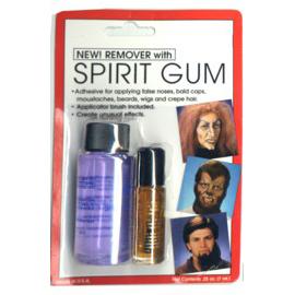 Spirit Gum Costume Adhesive and Remover