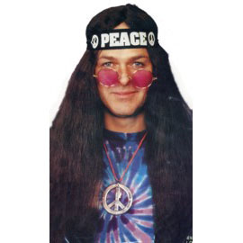 Hippie Costume Accessory Kit