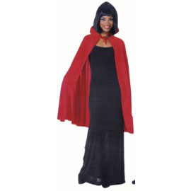 Superhero Cape or Vampire Vampiress Bat