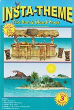 Insta-Theme Tiki Bar & Island Props