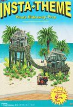 Insta-Theme Pirate Hideaway Prop