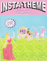 Insta-Theme Princess & Carriage Props
