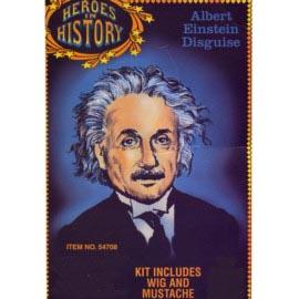 Albert Einstein Disguise Kit