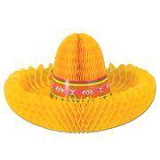 Fiesta Sombrero Tissue Centerpiece