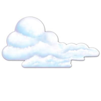 Cloud Cutout 29 Inches