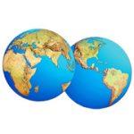 """16"""" Planet Earth Cutout"""
