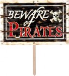 Pirate & Gypsy Decorations