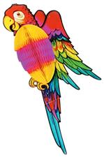 17 Inch Tissue Parrot