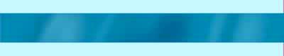 Gleam N Stream Metallic Streamer  Blue