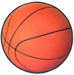 13 1/2 Inch Basketball March Madness Olympic