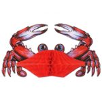 Tissue Crab - 11 Inches