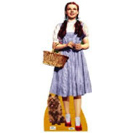 Dorothy & Toto Life Size Cut Out