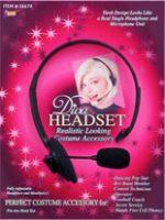 Diva Microphone Headset