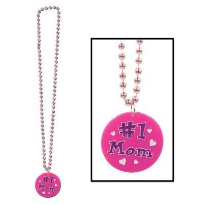 #1 Mom Beads