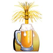 Beer Mug Centerpiece
