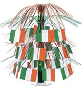 Irish Flag Cascade Centerpiece