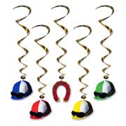Jockey Helmet Whirls - 5 Pack