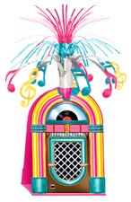 15 Inch Jukebox Centerpiece