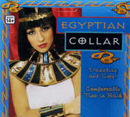 Deluxe Fabric Egyptian Collar