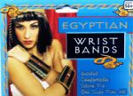 Deluxe Fabric Egyptian Wristbands