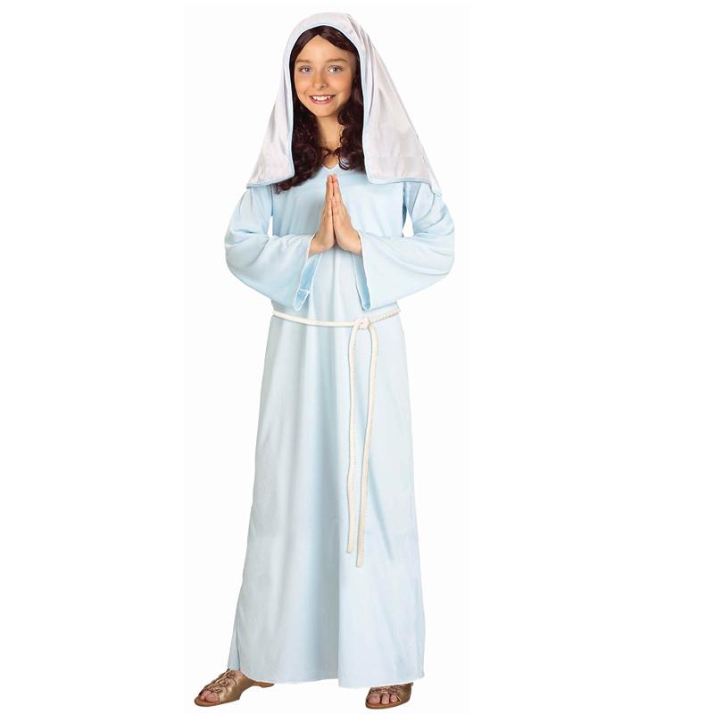 Child Mary Costume