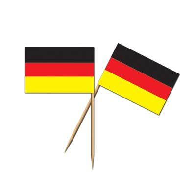 Flag of Germany Toothpicks