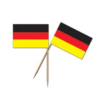 Flag of Germany Toothpicks