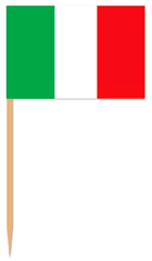 Flag of Italy Toothpicks