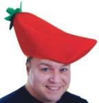 Chili Pepper Hat