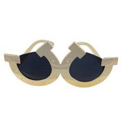 Horseshoe Shaped Sunglasses