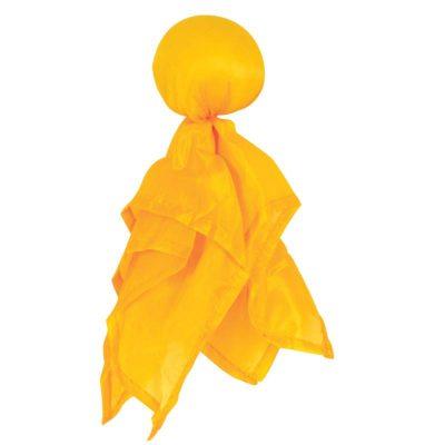 Yellow Football Challenge Flag