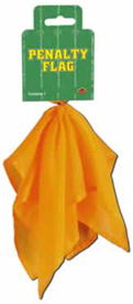 Football Penalty Flag - Yellow