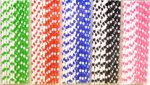 Polka Dot Paper Straws - 10 Pack