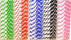 Polka Dot Paper Straws - 10 Pack