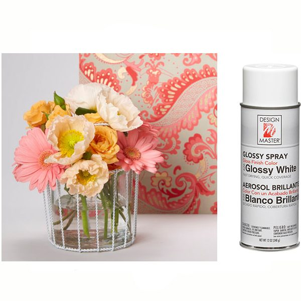 Glossy White Design Master Spray Paint