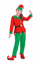 Child Elf Outfit