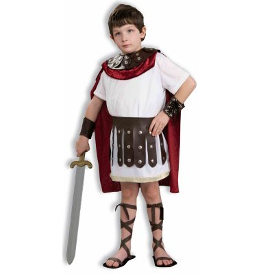 Child Size Roman Gladiator Costume