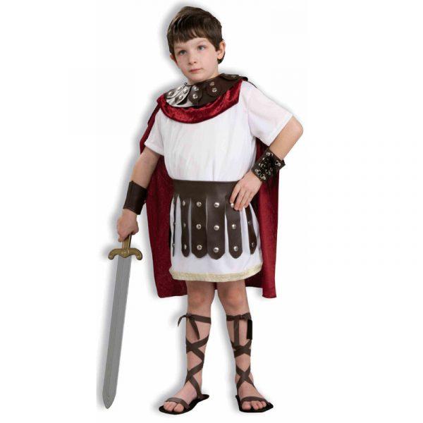 Child Size Roman Gladiator Costume