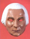 George Washington Mask